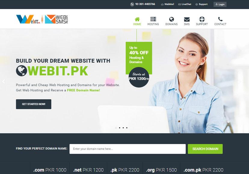 WebIT.pk Launched